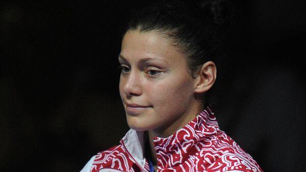 Россиянка Софья Очигава. Архивное фото