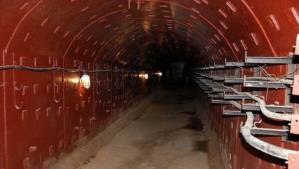 Бункер в Москве. Архивное фото