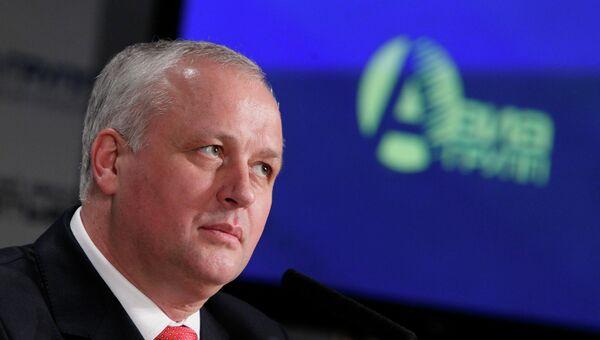 Глава администрации Химки Владимир Стрельченко. Архив