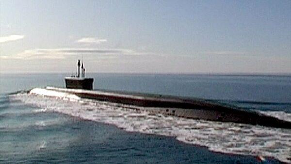 Атомный подводный крейсер Александр Невский