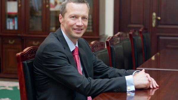 Экс-ректор Дальневосточного федерального университета Сергей Иванец