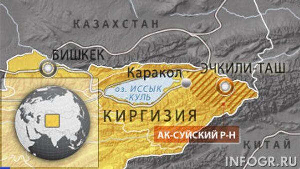 Ак-Суйский район Иссык-Кульской области, Киргизия