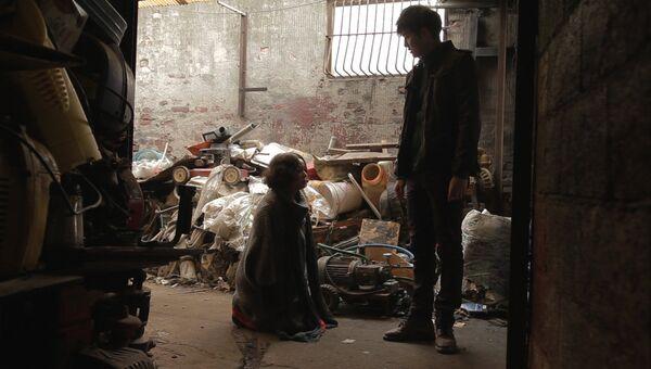 Кадр из фильма Пьета (Pieta), режиссер Ким Ки Дук