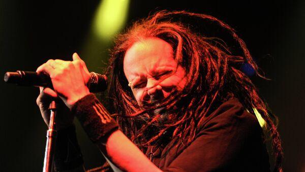 Концерт группы Korn в Москве, архивное фото