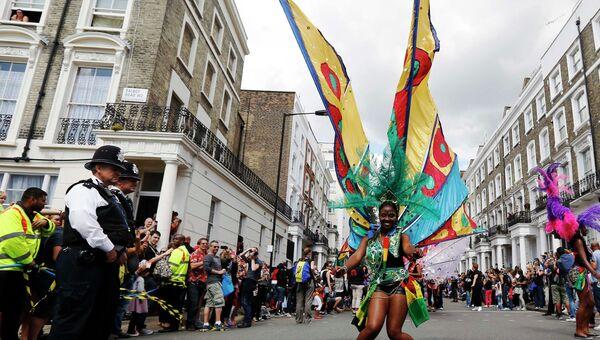 Ноттинг-Хиллский карнавал в Лондоне. Архивное фото