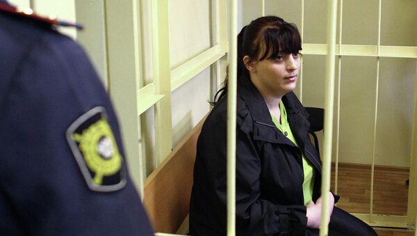 Активистка Другой России Т.Осипова осуждена на 8 лет колонии