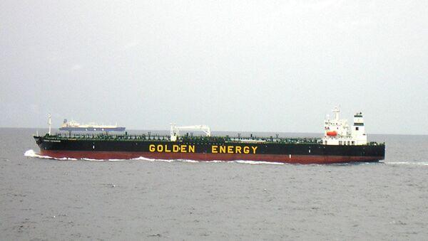 Нефтяной танкер Energy Centurion