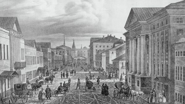Большая Никитская улица