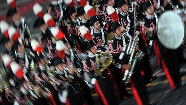 Оркестр корпуса карабинеров (Италия)
