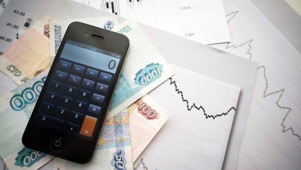 Инфляция в РФ составила 0,6%, в годовом выражении ускорилась до 6,5%, архивное фото