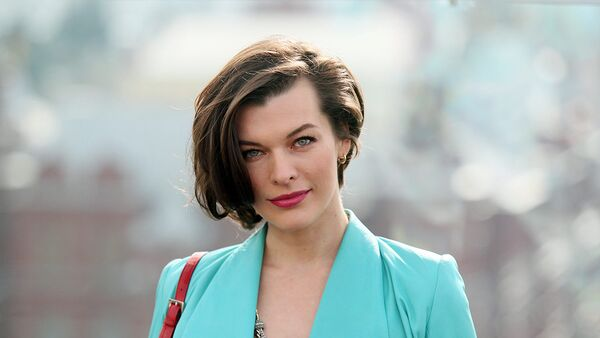 Актриса Милла Йовович