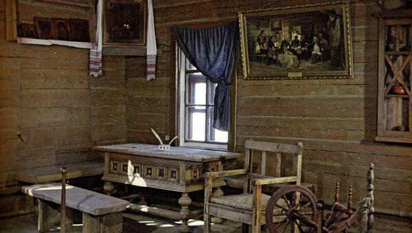 Кутузовская изба в Филях. Архивное фото