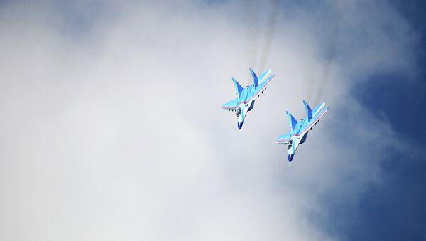 Самолеты МиГ-29. Архивное фото