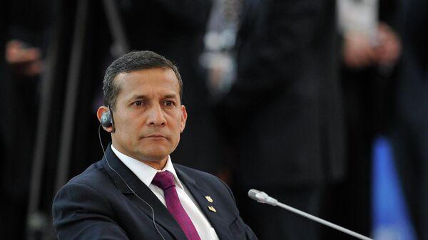 Экс-президент Перу Ольянта Умала