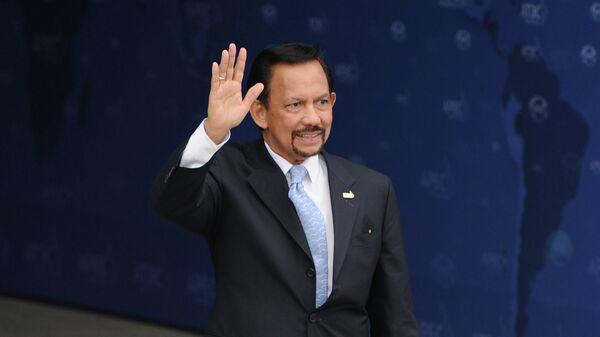 Султан Государства Бруней-Даруссалам Хаджи Хассанал Болкиах Муиззаддин Ваддаулах