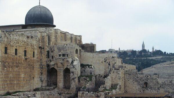 Город Иерусалим. Архивное фото