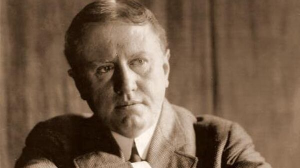 Американский писатель О.Генри