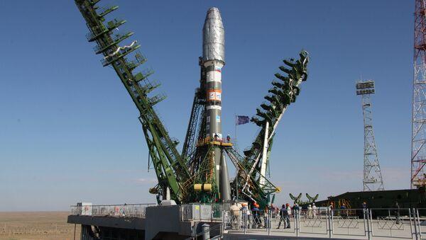 Ракета Союз-2.1а. Архивное фото