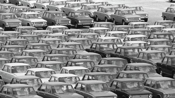 АвтоВАЗ - Волжский автомобильный завод (ВАЗ). Архив