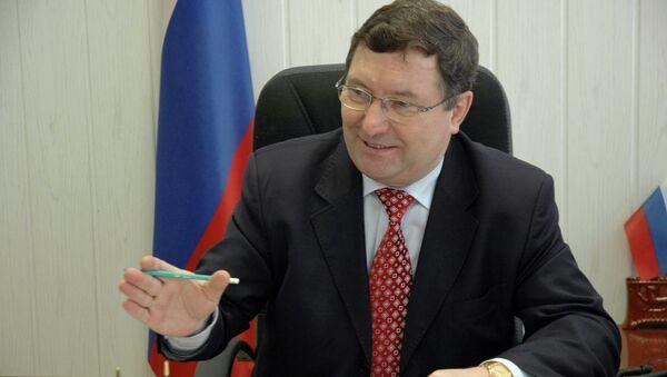 Губернатор Тамбовской области Олег Бетин