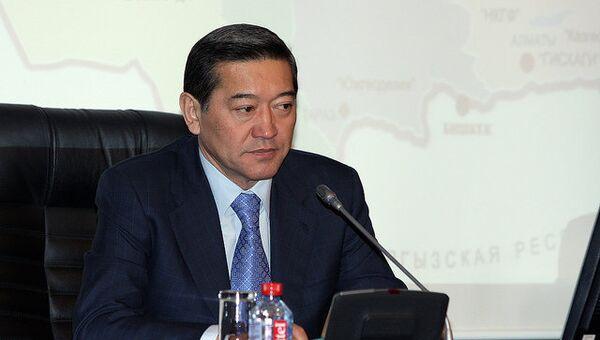 Серик Ахметов. Архивное фото