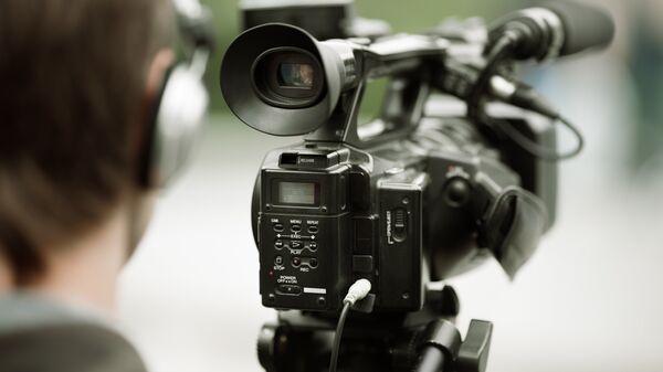 Видеосъемка, архивное фото
