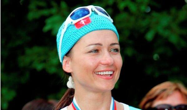 Ирина Синицына — руководитель парашютного рекорда Жемчужины России