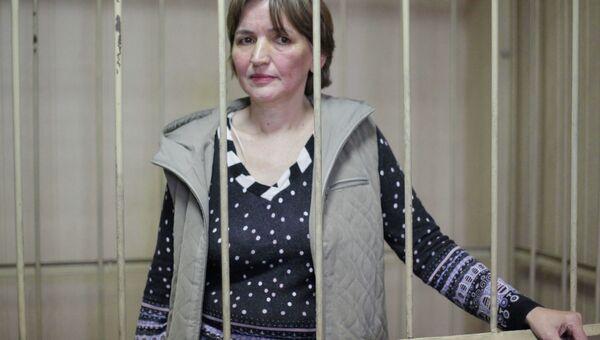 Заседание суда по делу Ольги Зелениной, архивное фото