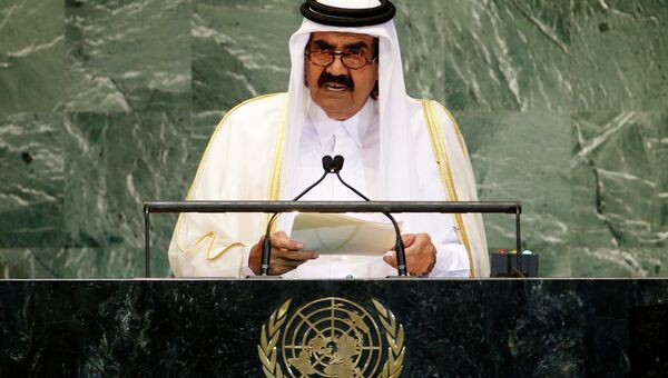 Эмир Халифа бен Хамад Аль-Тани