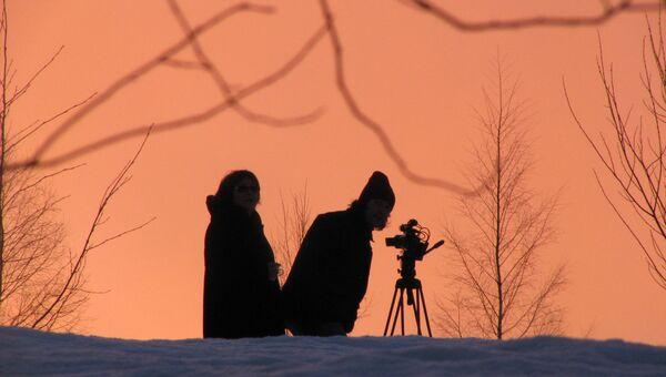 Кадр из фильма Любови Аркус «Антон тут рядом»