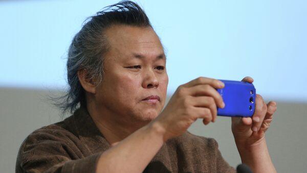 Режиссер Ким Ки Дук. Архивное фото