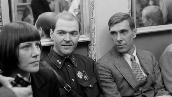 Кадр из фильма «Мой друг Иван Лапшин»