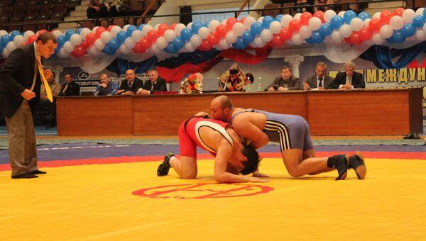 Иркутск спорт соревнования Вырупаев турнир