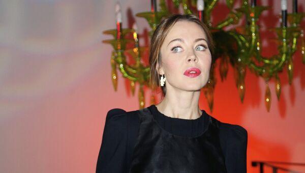 Ульяна Сергиенко. Архивное фото