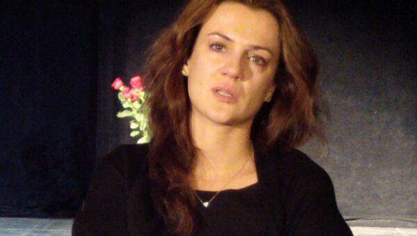 Коллеги Марины Голуб со слезами на глазах вспоминают о погибшей актрисе