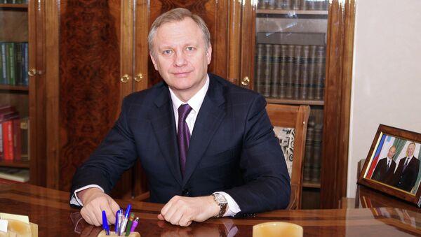 Директор НИИ глазных болезней имени Гельмгольца Владимир Нероев