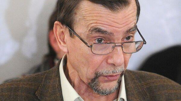 Правозащитник Лев Пономарев. Архив