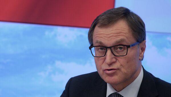 Чрезвычайный и Полномочный посол Финляндии в России Ханну Химанен