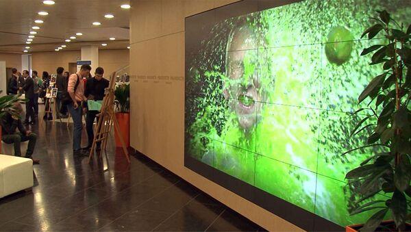Социальную рекламу без агрессии показали на фестивале ЛАЙМ в Москве
