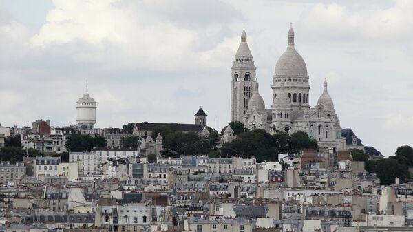 Города мира. Париж. Архивное фото