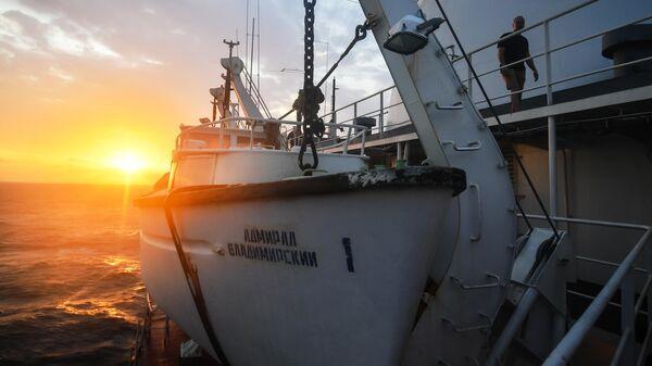 Исследовательское судно Балтийского флота Адмирал Владимирский