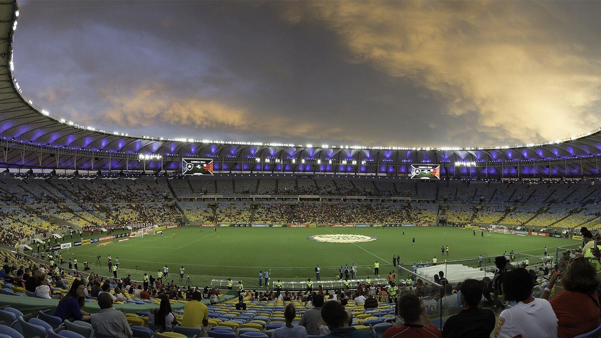 Стадион Маракана - РИА Новости, 1920, 31.05.2021