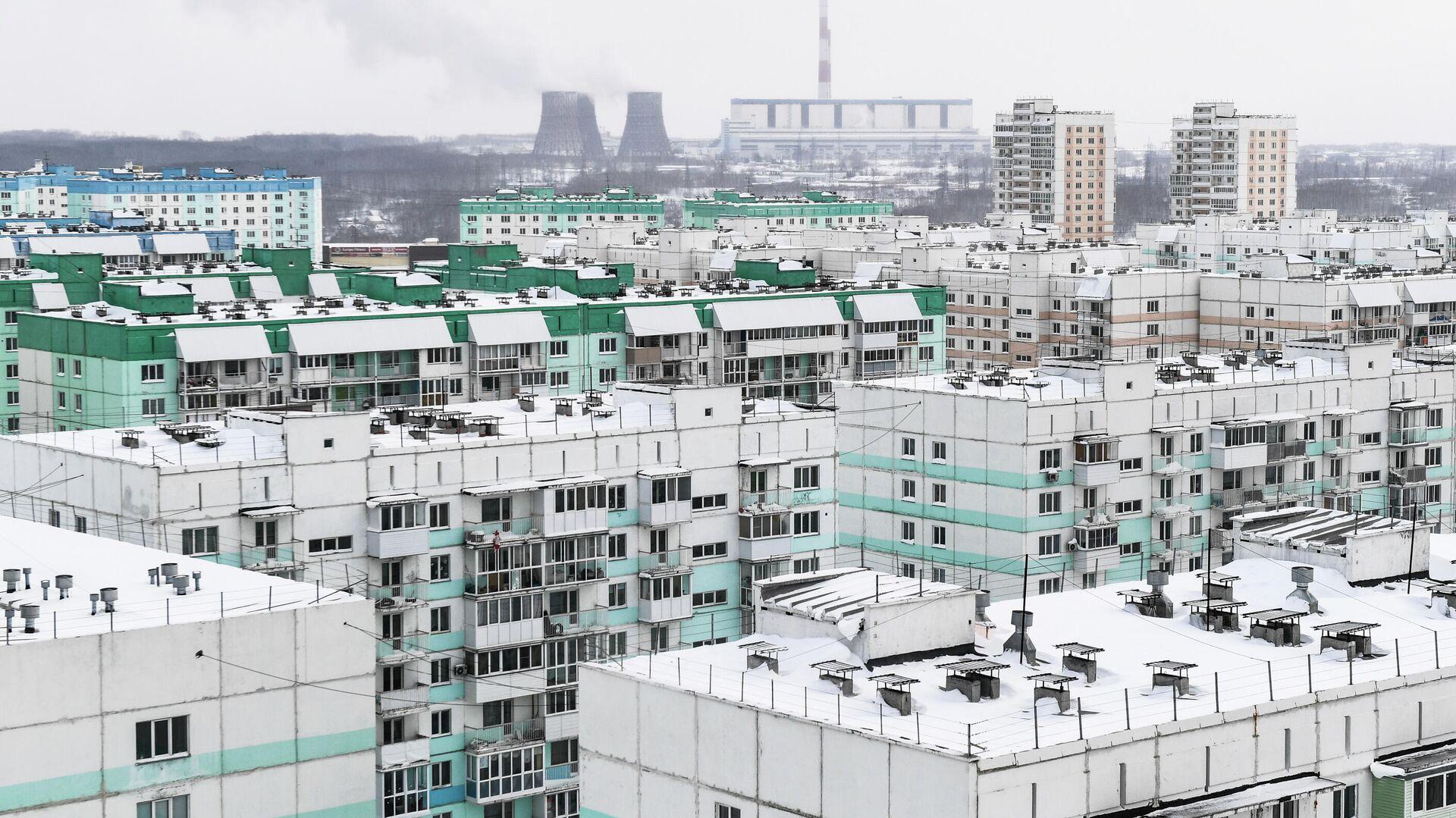 Недвижимость - РИА Новости, 1920, 03.02.2021