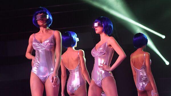 Участницы конкурса красоты Мисс Татарстан-2020 в Казани