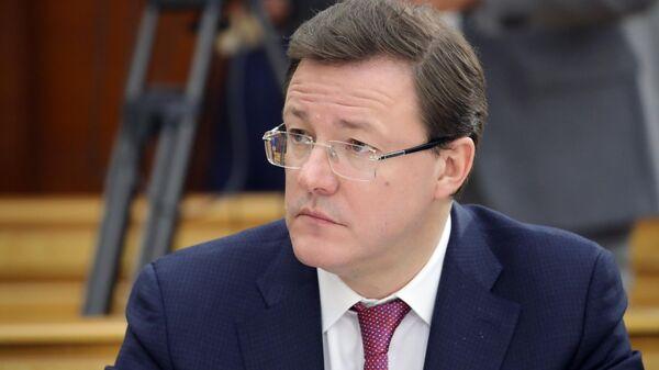 Губернатор Самарской области Дмитрий Азаров