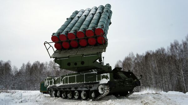 Зенитно-ракетный комплекс Викинг концерна ВКО Алмаз-Антей