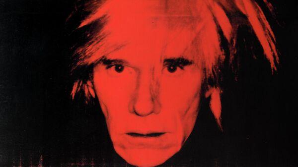 Энди Уорхол. Автопортрет, 1986