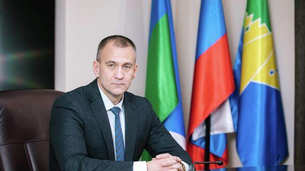 Глава Сургутского района ХМАО Андрей Трубецкой