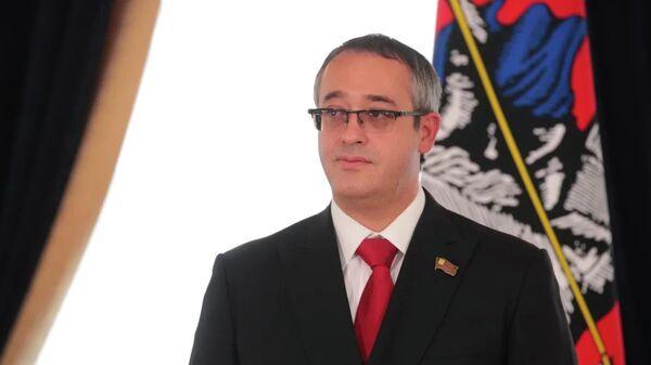 Председатель Мосгордумы Алексей Шапошников