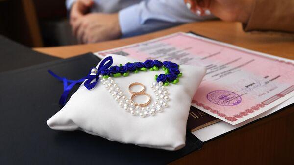 Свадебный бум в красивую дату 02.02.2020
